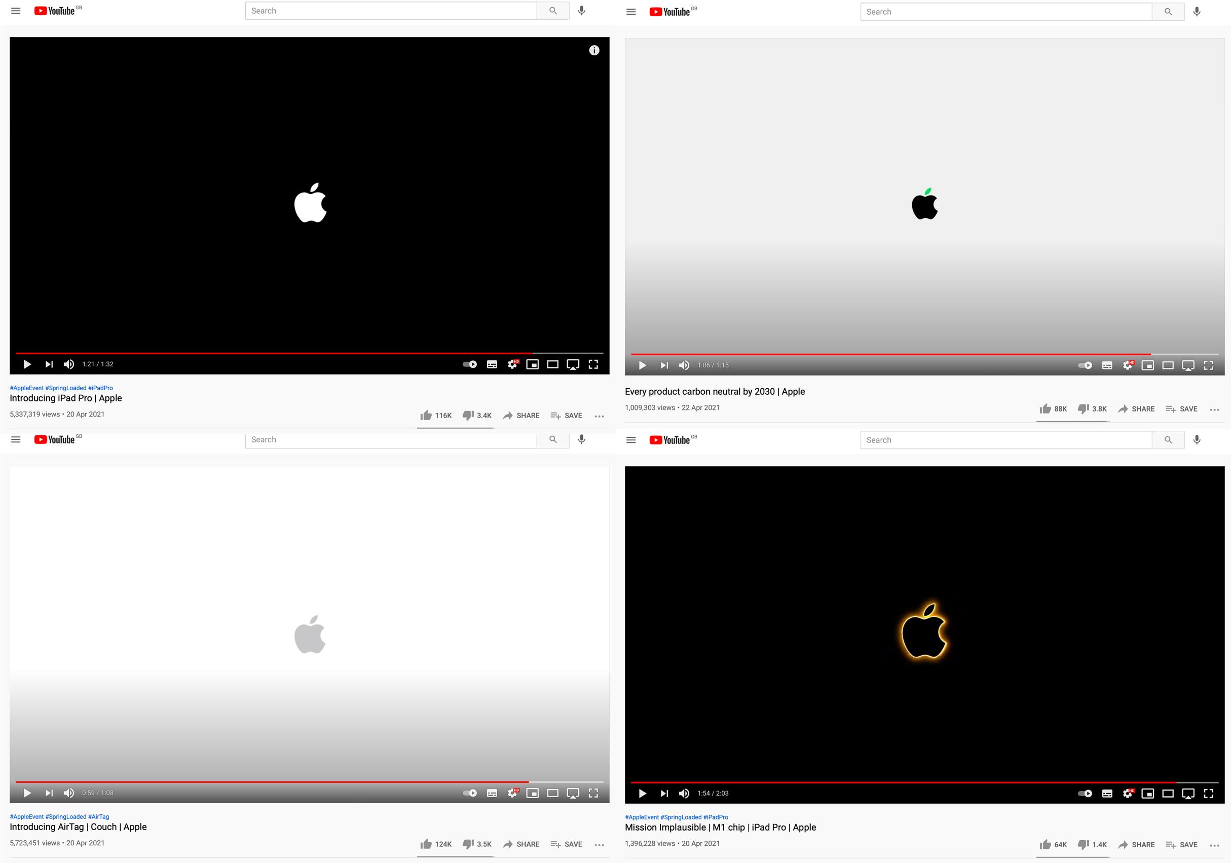 Apple End Logo
